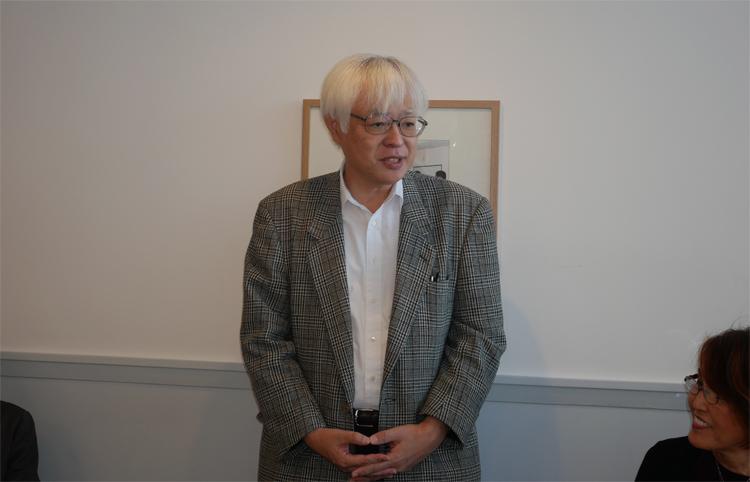 Mr. Matsuo (Deputy Consul general)